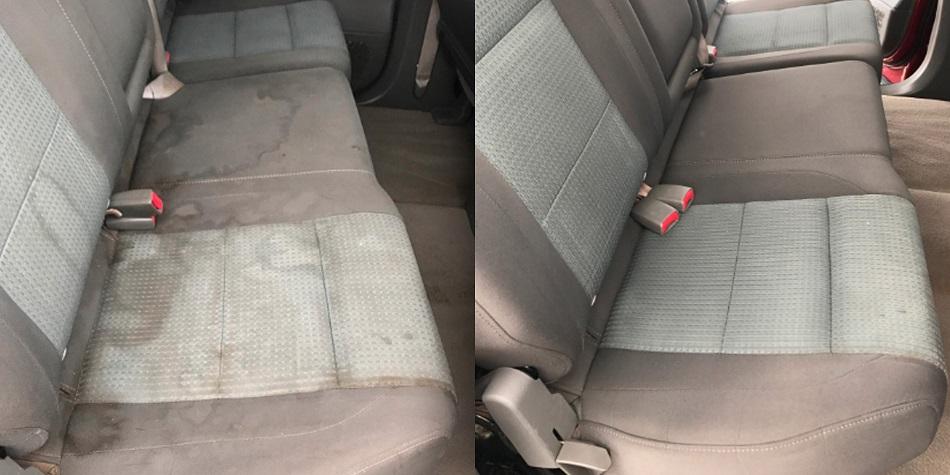 روش شستشوی روکش صندلی اتومبیل